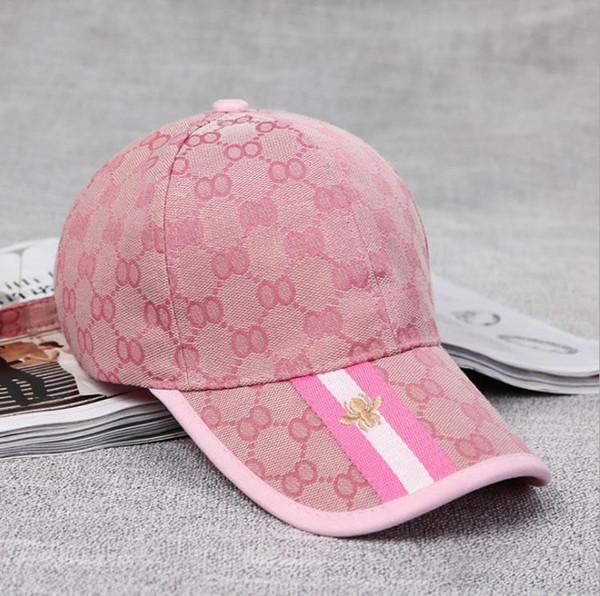 Fashion Snapback Caps 4 Colors Strapback Baseball Cap Boys Girls Hip-Hop Polo Hats For Men Women Fitted Hat Cheap Sports Cap