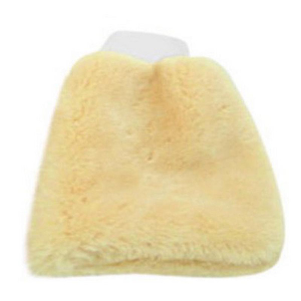 27 x 16cm Microfiber Plush Car Detailing Soft Wash Mitten Washing Glove Cleaning Tools