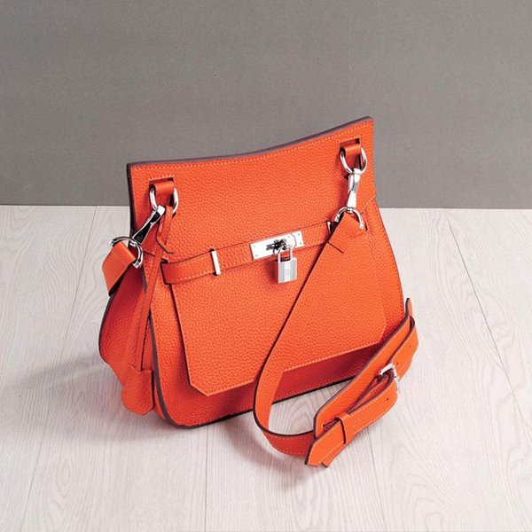 GESUNRY Berühmte Marke Metropolis Tasche Frauen Echtes Leder Messenger Bags Handtaschen Frauen Ketten Crossbody Sac Eine Hauptmarke