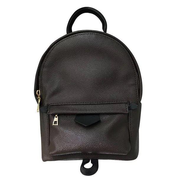 2019 Brand Mini Shoulder Bag Lady Classic Flower Pattern Designer Fashionable Small Backpack Cute Lady Bag