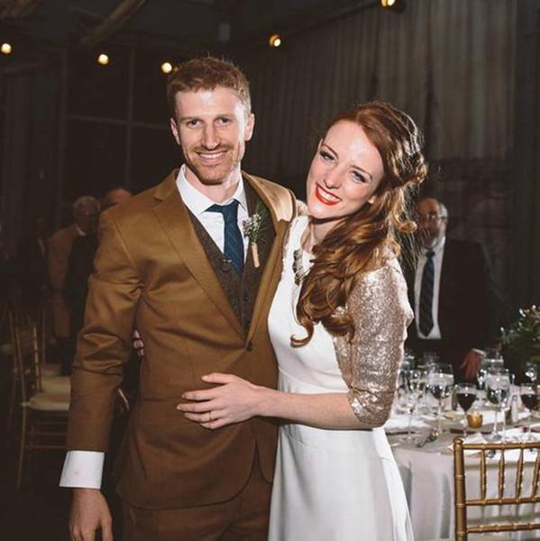 Lantejoulas de ouro Mulheres Envoltórios Macios Elegante Bolero Verão Ouro simples Vestidos de Festa À Noite Plus Size Casamento Nupcial Xales
