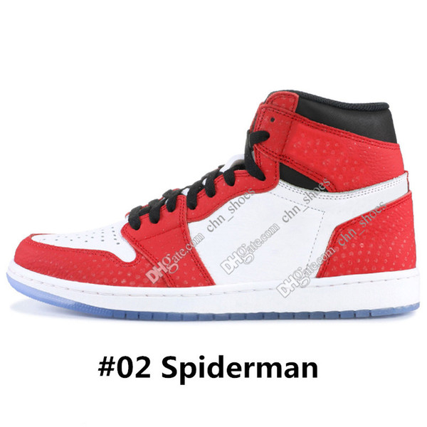 # 02 Spiderman