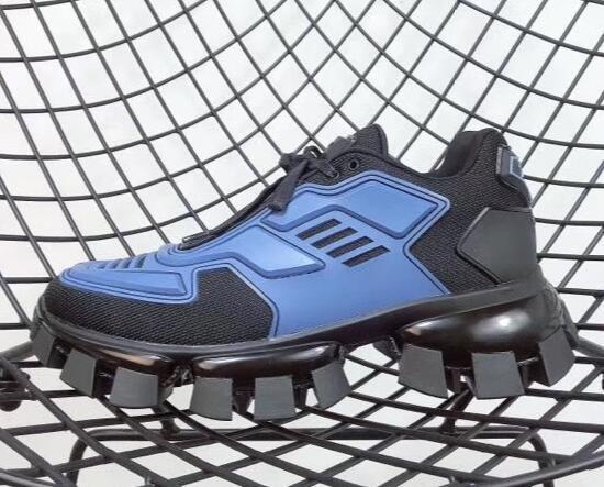 Lates P Cloudbust Trovão Lace up Sneakers Homens Low Top Sapatos Casuais 19FW série cápsula de correspondência de cores da plataforma dos homens de Luxo tênis ww12