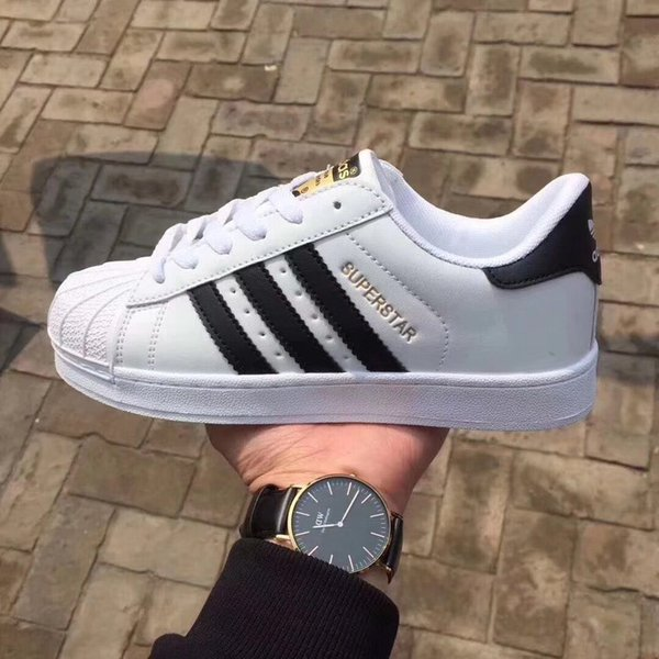 best selling Shell head classic shoes men and women low to help small white shoes flat bottom couple sports casual shoes mm3