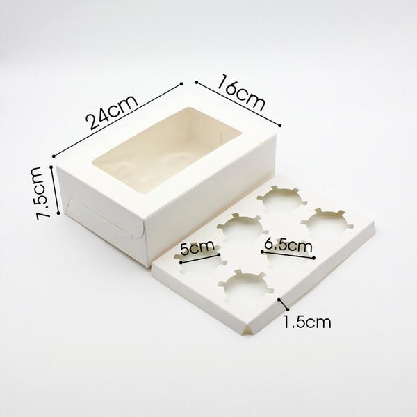 Blanc 24x16x7.5cm