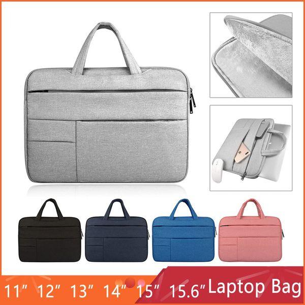 Caso Laptop Sleeve Bolsa para Macbook Air 11 Air 13 Pro 13 Pro 15 '' New Retina 12 15 Capa Notebook Bolsa 14
