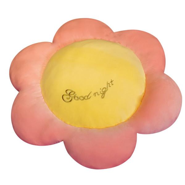 2020 Cute Cartoon Sunflower Flower Carpet Children Crawling Mat Baby Shower Cushion Baby Shower Safety Petal Pad Bath Mat From Cuefun 13 06 Dhgate Com