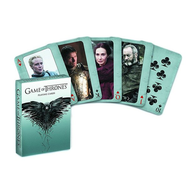 #1,Game of Thrones cards