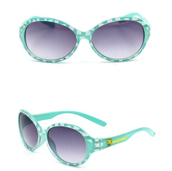 Stylish Kids Cat Eye Sunglasses Brand Designer Cute Sun Glasses for Boys and Girls Goggles 24pcs/lot
