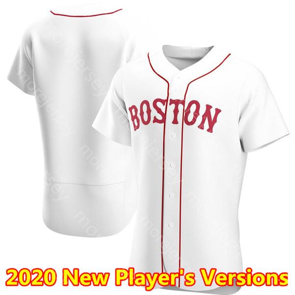 2020 Joueur # 039; blanc versions I