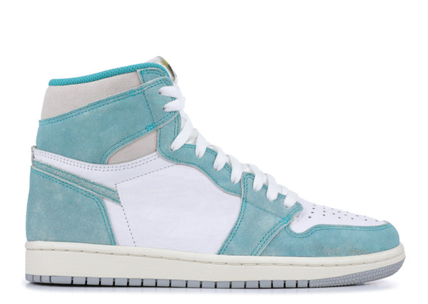 Turbo green 1 factory ver ion 1 de igner ba ketball hoe men trainer new 2019 genuine leather neaker with box