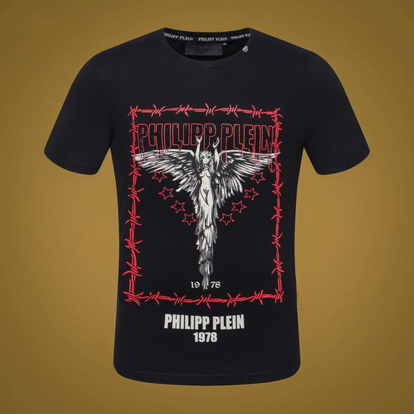 2019 Yeni tasarımcı T-shirt hip hop erkek taro baskı T-shirt moda yuvarlak boyun rahat erkek kısa kollu Tişört sokak gömlek ücretsiz kargo