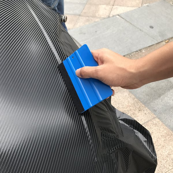 top popular New Squeegee Decals tools 3M Felt Edge Decals Sticker Vinyl Sheet Squeegee Car Wrap Applicator Tools car vinyl film wrapping tools 2020