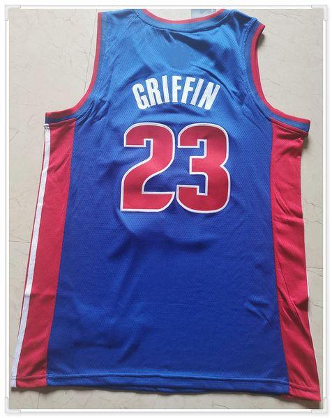 squadra Detroit Blake Griffin 23 -blue