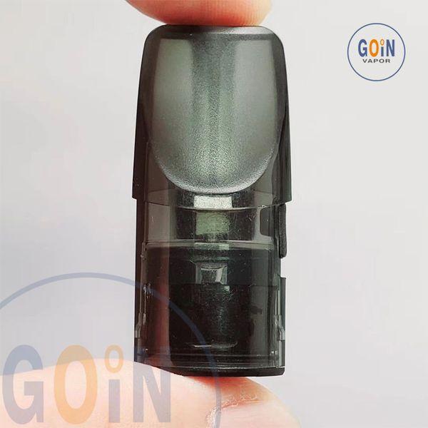 Nuovo sigaretta elettronica generale Q8 fumo Baccelli vuoti Per Relx può essere iniettato con olio di ceramica vuota fumo nucleo tagliente inciso forte relx