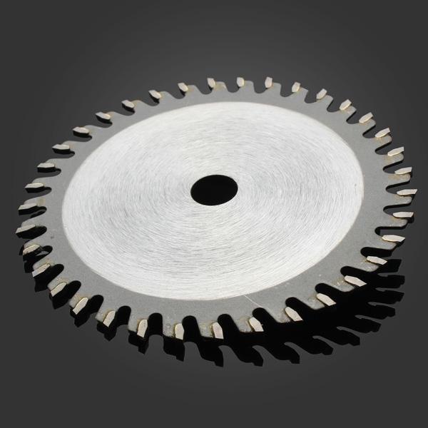 2pcs/Lot _85mm 36 Teeth TCT Circular Saw Blade Wheel Discs For Plastic Cutting High Quality
