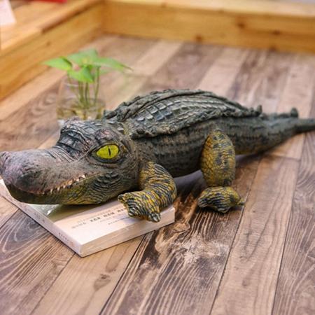 Close Mouth Crocodile