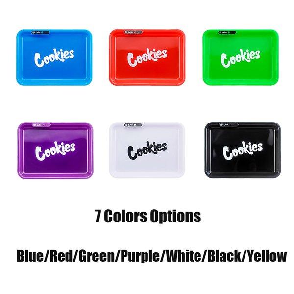 쿠키 7 개 색상 옵션