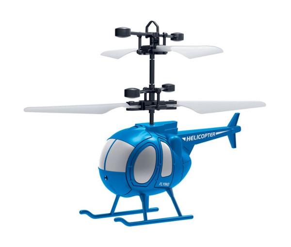 Elicottero blu 2