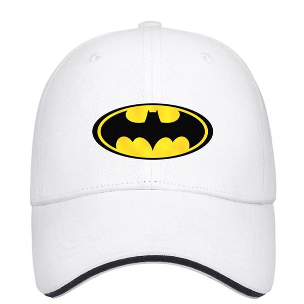 The Batman big screen ready reckoner logo Unisex Man's Hats Woman's Cap Casual Cotton Snapback Flatbrim Athletic Hats Ball Cap for Men