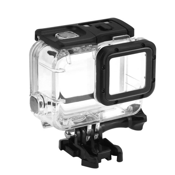 Waterproof Case for GoPro Hero 7 Black Hero 5/6 Accessories Housing Case Diving Protective Housing Shell 45 Meter for Go Pro Hero7 6 5