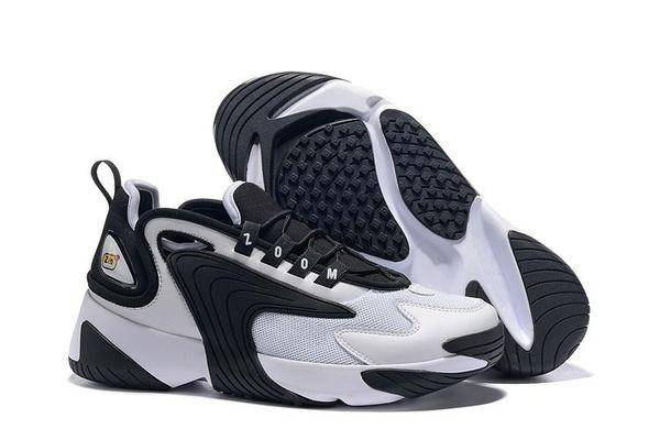 Newest Zoom 2K Sail White-Black Navy Orange Mens Outdoor Sports Shoes 90s basketball style M2k Tekno model Fashion Men Designer Sneakers d65