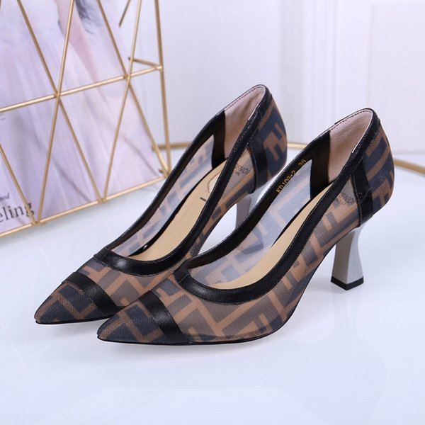 luxurious designers women shoes red bottom high heels Nude black red Leather Pointed Toes Pumps Dress shoes