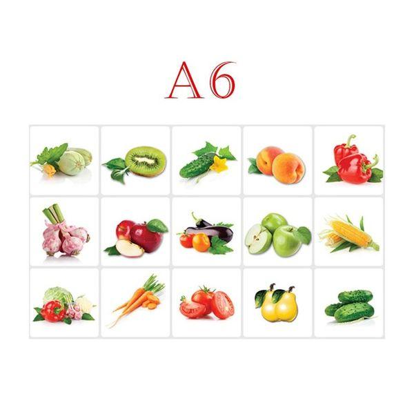 15 Ekose Meyve