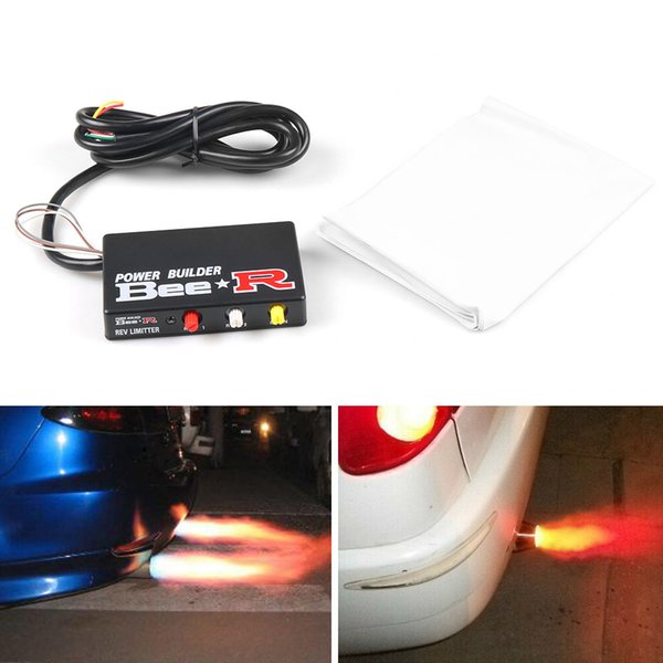 Racing Power Builder Tipo B Kits de llama Escape Ignición Rev Limiter Launch Control BX101446