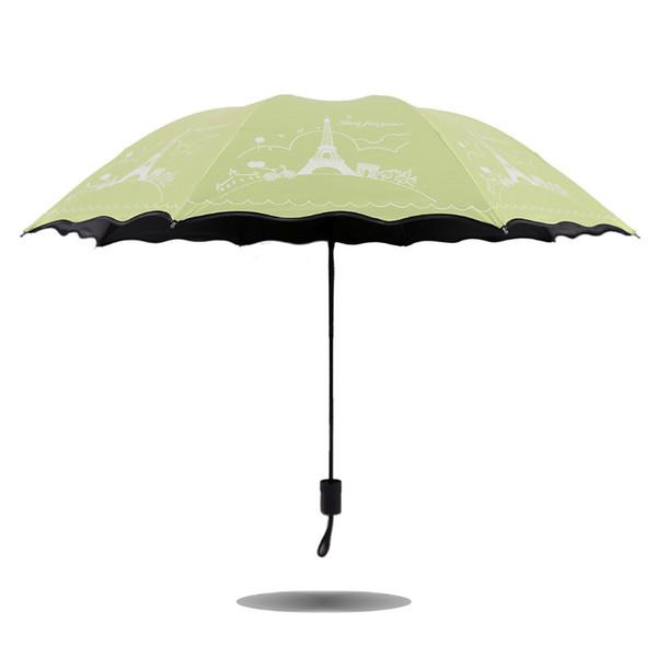 1PC Creative Umbrella Romantic Couple Umbrella Drone Reversing
