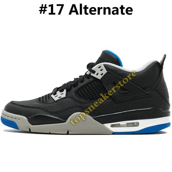 #17 Alternate