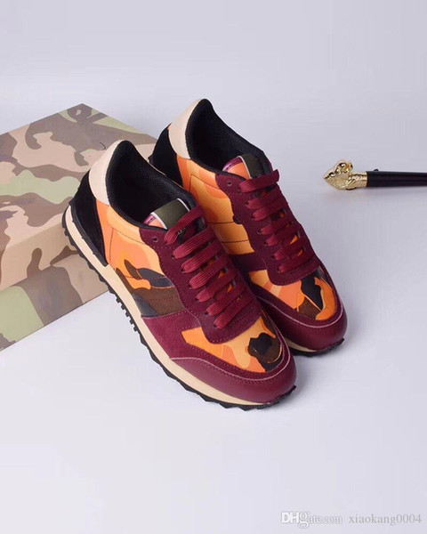 Top Designer Causal Shoes Arena Sneakers Shoes Flats Fashion Genuine Leather Walking Shoes,Outdoors Trainers Dress Party Shoes hy189601