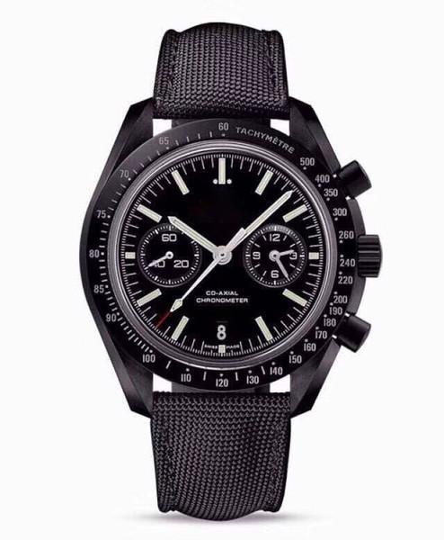 роскошные мужские часы VK кварцевые с механизмом супер модные мужские часы новинки со скидкой новогодние подарки повседневные роскошные модные дизайнерские часы
