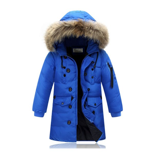 toddler girls boys clothes outfits outerwear for boys children casual long hooded cotton-padded jackets coats