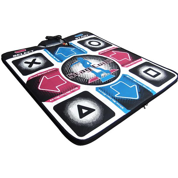 Anti-Rutsch-USB-Tanzschritt-Decke Dance Revolution Mat Pads zu PC TV Xmas Gifts