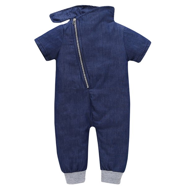 Baby Boy Clothes For Children Clothing 2018 Jeans Sets Cool Kids Costumes Summer Toddler Outfits Body Infant Jackets 3M-3T