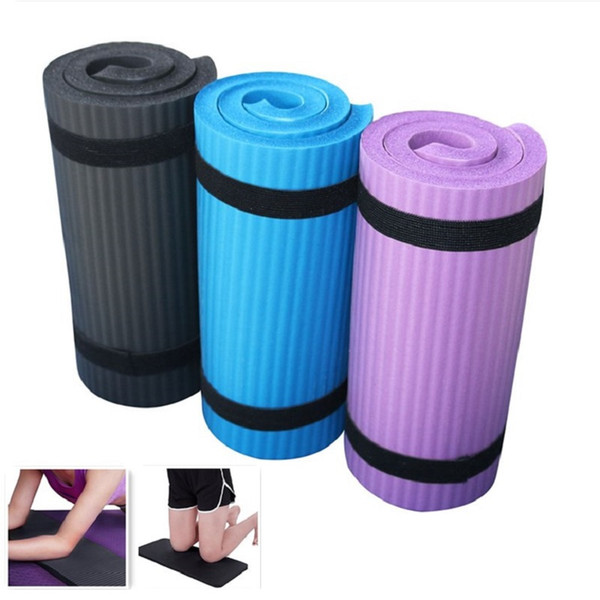 60x25x1.5cm Thickess Non-Slip Yoga Knee Pad Cushion Elbow Sport Mat Gym Soft Pilates Mats Foldable Pads Indoor Body Building
