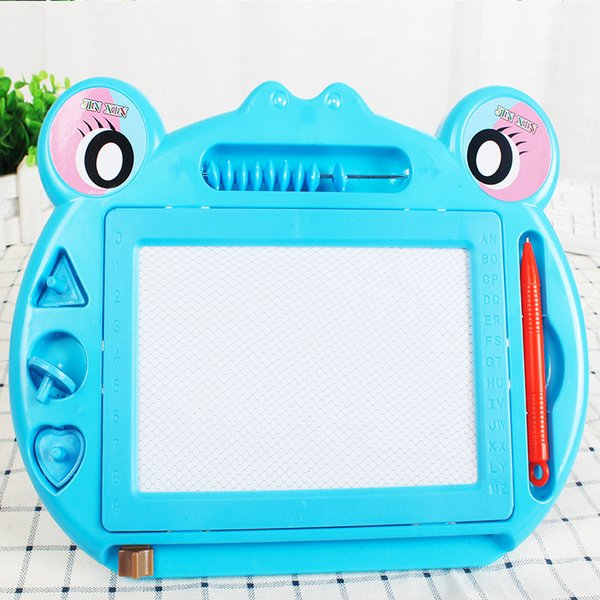 best selling Children color magnetic drawing board early boys and girls toys educational graffiti drawing board magnetic tablet pupils Christmas gifts