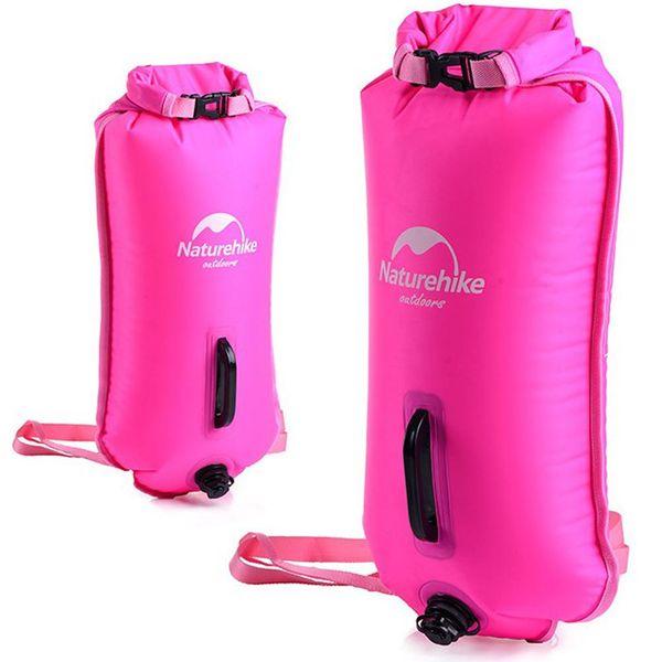 Sac gonflable 30L de formateur de natation de piscine d'équipement de natation de plage de bouée de sauvetage de natation
