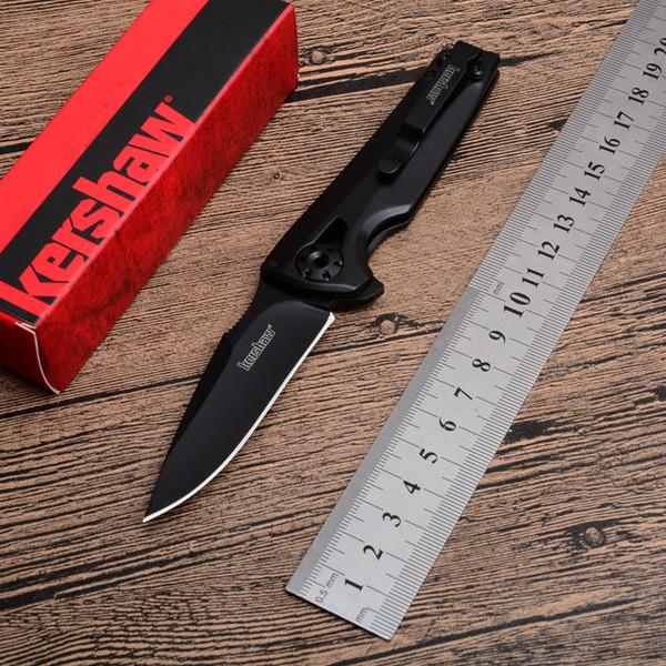 Kershaw 1988 Pieghevole Coltello Pieghevole Hinderer Design Flipper Caccia di Campeggio Di Sopravvivenza Pocket Knife Utility Strumento EDC Spedizione gratuita