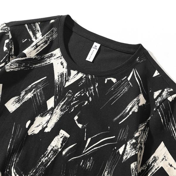 magliette del progettista del mens Le nuove maniche corte degli uomini hanno un letteron rosso le polo del progettista del petto che molte altre magliette SY-1203