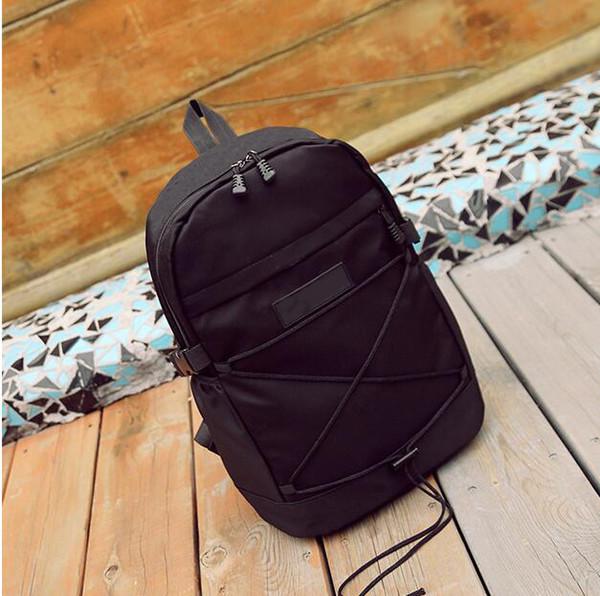Tasarımcı Sırt Çantası Moda Erkekler ve Kadınlar Okul Çantaları Marka Omuz Çantası Erkek Açık Spor Çanta Öğrenci Sırt Çantası Seyahat Paketi