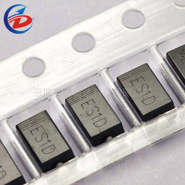 100Pcs/Pack SMD ES1D SF14 1A 200V SMD Rectifier Fast Recovery Diode