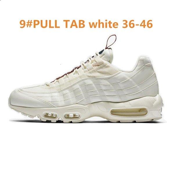 9 PULL TAB white 36-46