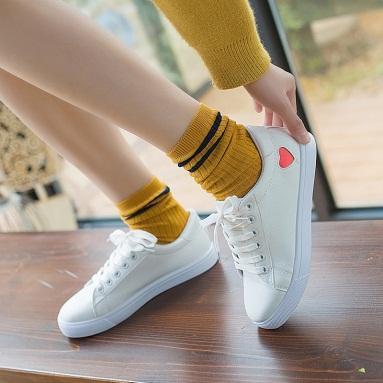Летом 2019 новая мода женщины молодежь жизнеспособность Ультра горячие корейской версии случайные плоские ботинки холстины