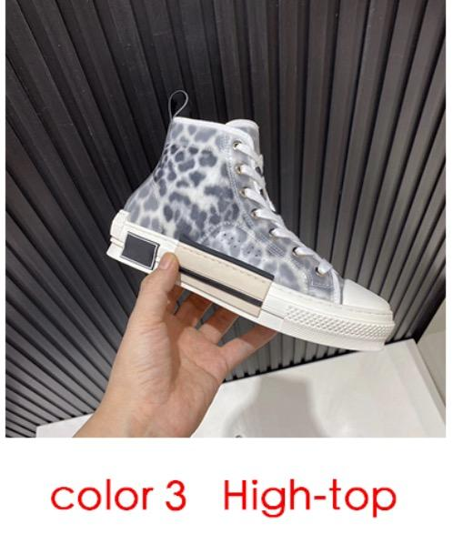 Farbe 3 high top