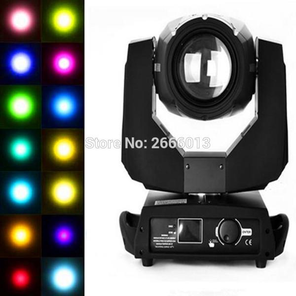 Luz do efeito do feixe de 230W 7R, luz principal movente do ponto DMX512, 17Gobos + 14 cores com iluminação branca do estágio para a barra do DJ do disco do clube nocturno