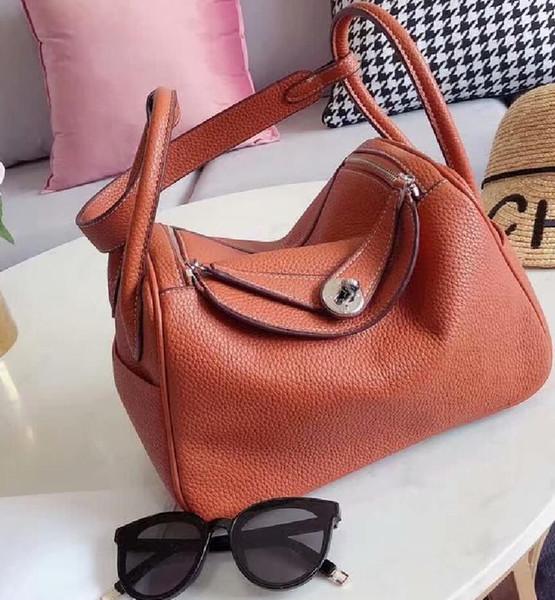 Pink sugao women famous brand bag tote clutch bags genuine leather top quality designer handbags ladies fashion purses crossbody bag #92