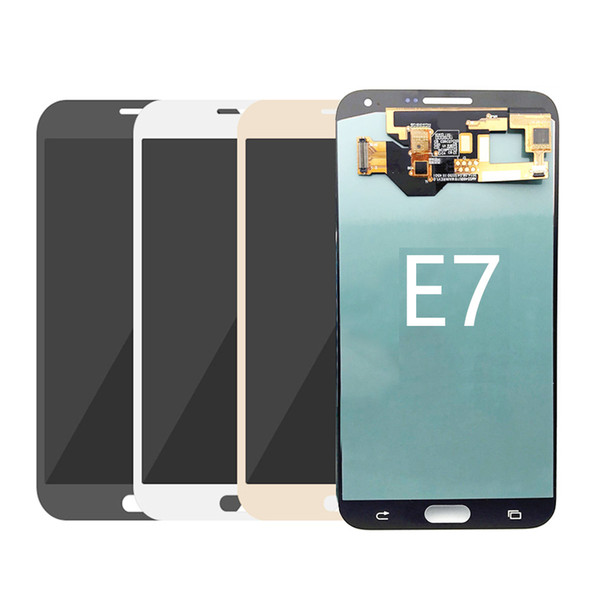 E7-OLED siyah