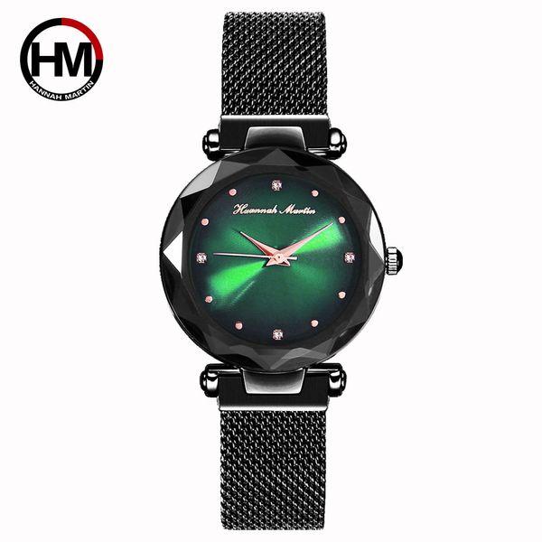 Black-Green Dial